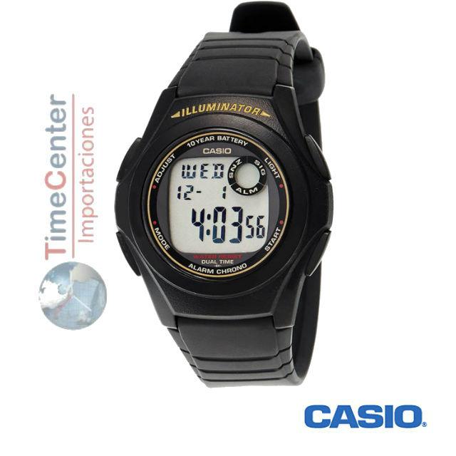 62b47ea473e0 InicioRelojeríaRelojesReloj Casio Digital Para Hombre y Niño F-200w-9a. 🔍.  Relojería ...