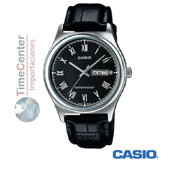 nuevo estilo 599c4 f6f22 Reloj Casio Analógico Para Hombre Mtp-v006l-1b