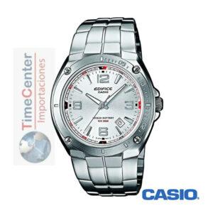 462f86f33c24 Reloj Casio Analógico Para Hombre Ef-126d-7avdr