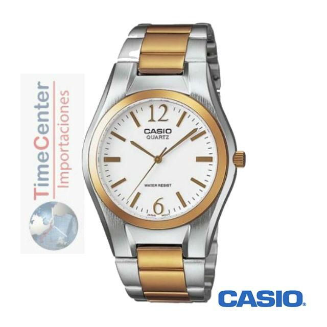 7ba4663dc88b Reloj Casio Analógico Para Hombre Mtp-1253g-9adf