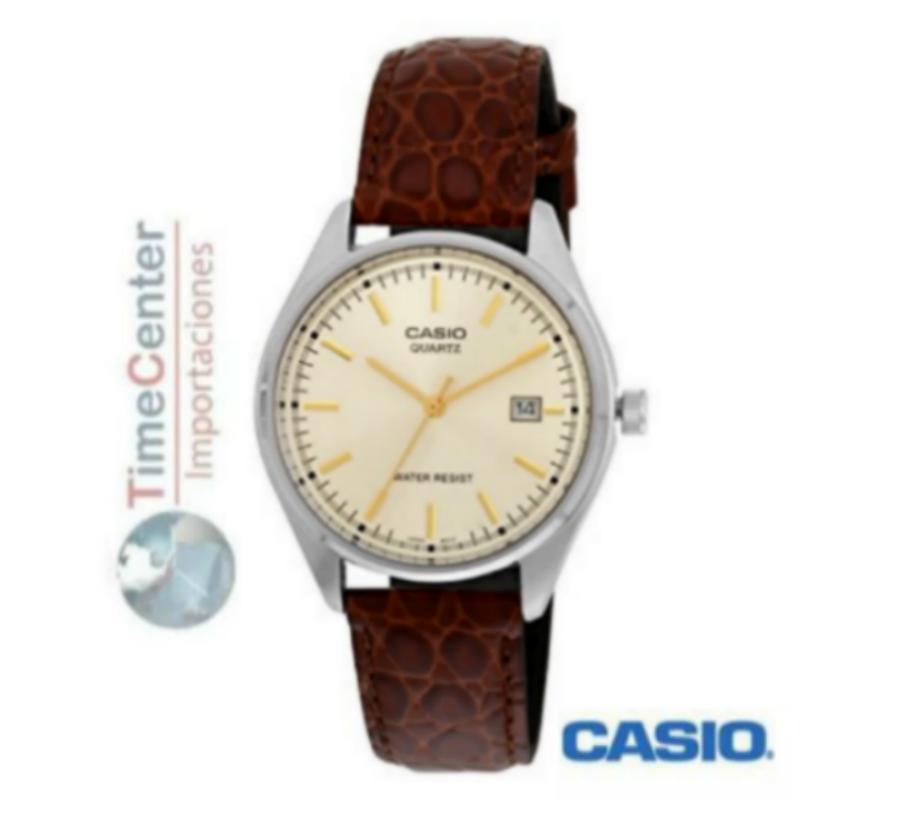 001f598d07eb Reloj Casio Analógico Para Hombre Mtp-1175e-9a