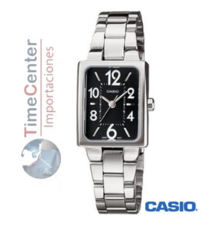 bajo precio 1755f 08cc2 Reloj Casio Analógico Para Mujer Ltp-1294d-1adf
